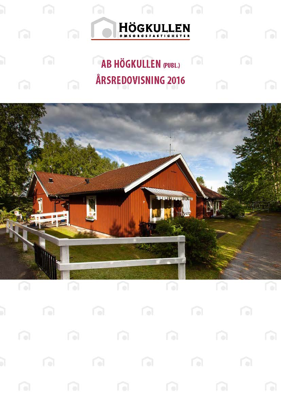 Högkullens årsredovisning 2016