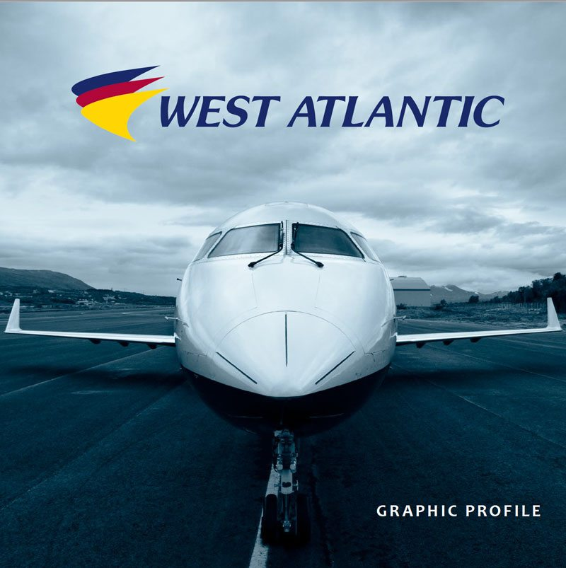West Atlantic grafisk profil