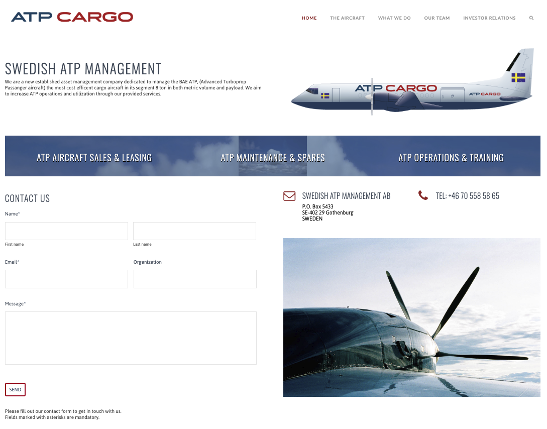 ATP Cargo